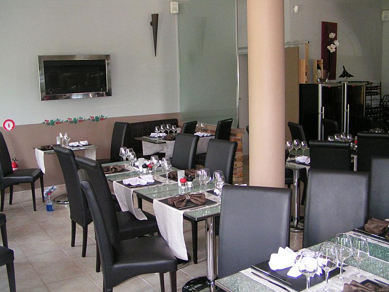 Restaurant gastronomique à Othis en Seine-et-Marne (77) - Le restaurant